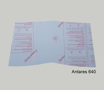 Prednji brodski prozor za Antares 640
