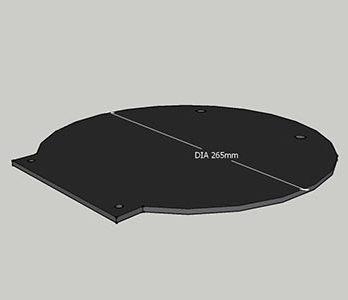 Kružni brodski prozor – dimenzija 265mm
