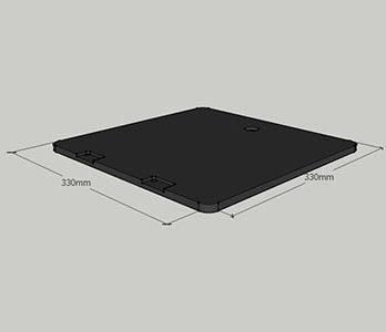 Brodski prozor – dimenzija 320x320mm