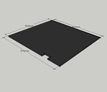 Brodski Prozor – dimenzija 575 x 550,4mm