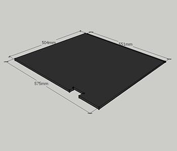 prozor 5504 504mm right